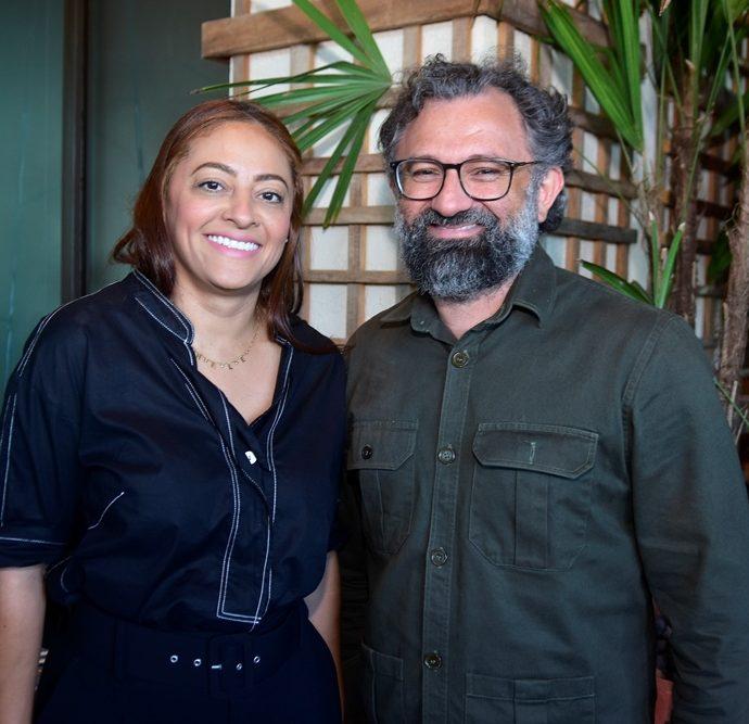 Michele Ribeiro E Jocelio Leal