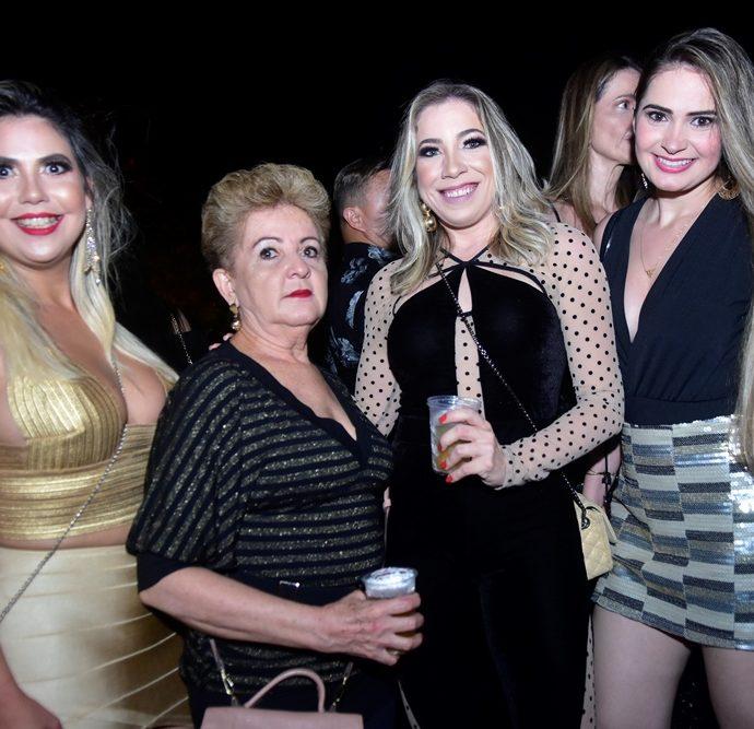 Milena Aragão, Regina Muniz, Janaina Aguiar, Larissa Mesquita