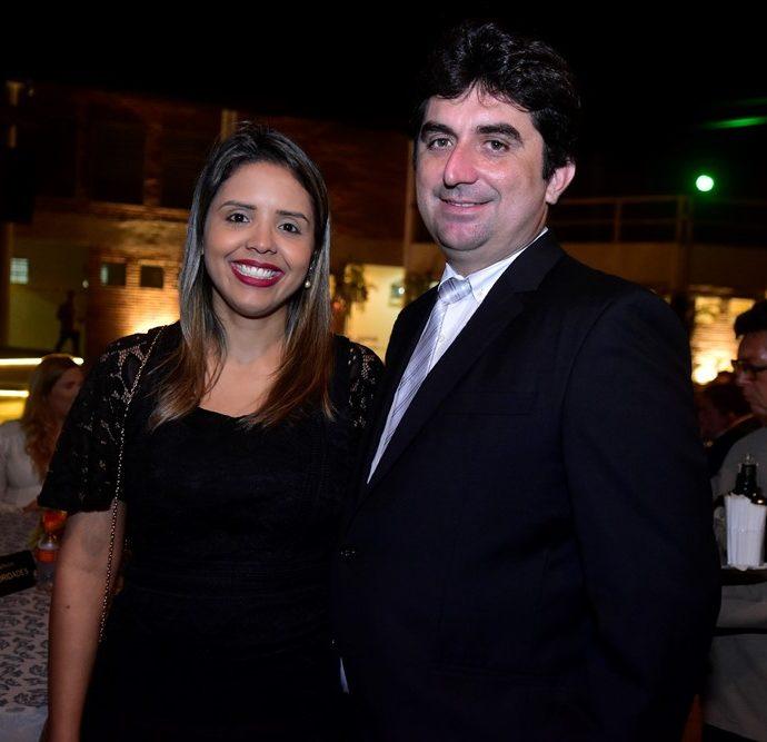 Millena Matos E Silvio Nascimento