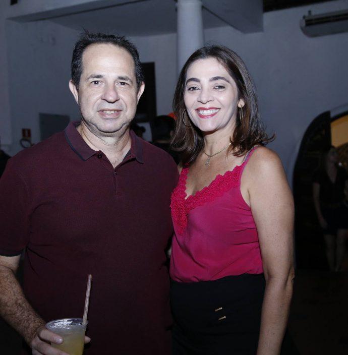 Milton Cunha E Amelia Rolim