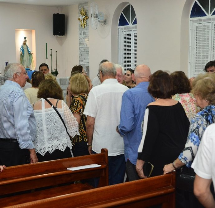 Missa Em Memória Dos 100 Anos De Armando Dallolio