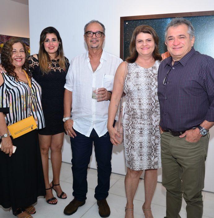 Mônica E Andréia Moreira, Eugênio Coutinho, Annelise Grieser E Arthur Leal