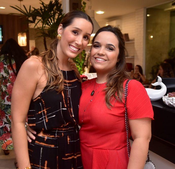 Manuela Melo, Rebeka Chaves