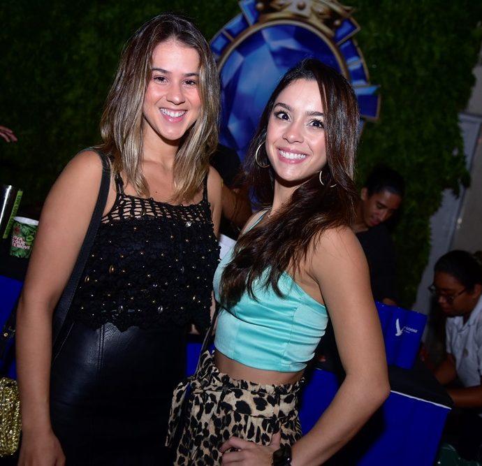 Naiana Pontes, Larissa Cavalcante