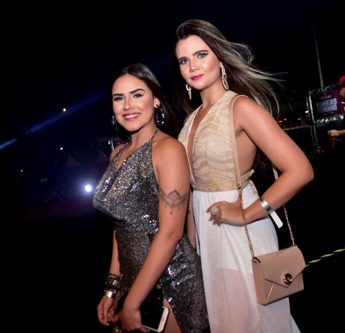 Naiany Oliveira, Tatiana Palhares