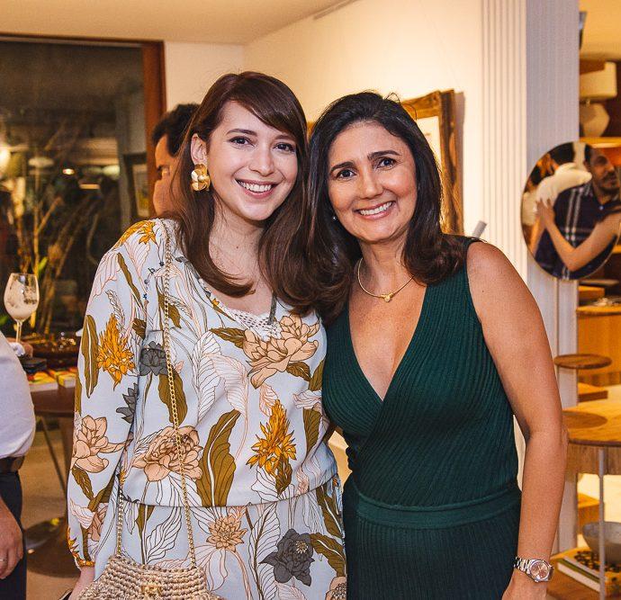 Natasha Nogueira E Luciana Cidrao