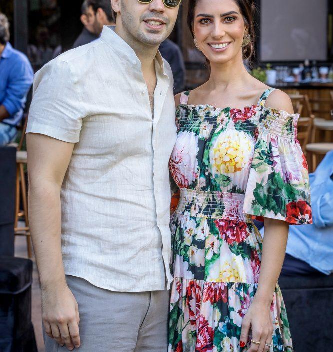 Netinho Bayde E Nicole Pinheiro
