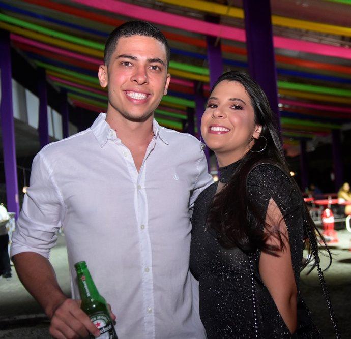Nicolas Braga E Sanny Soares