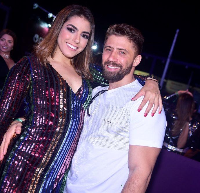 Nina Brandão E Adam Ximenes