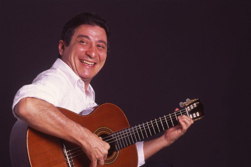 Nonato Luiz apresenta concerto no Cineteatro São Luiz neste domingo, 15