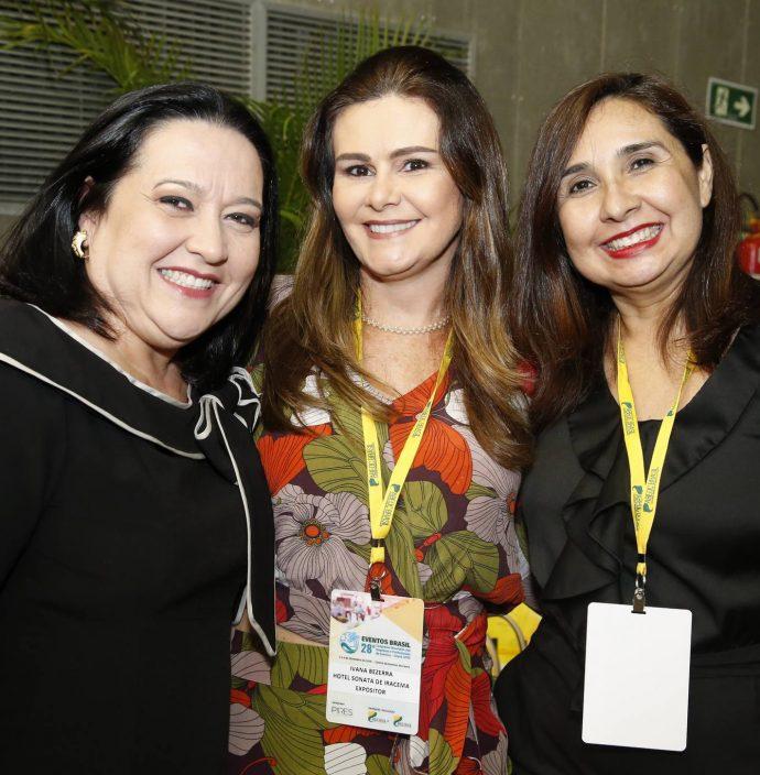 Norma Zelia, Ivana Bezerra E Neila Fontenele