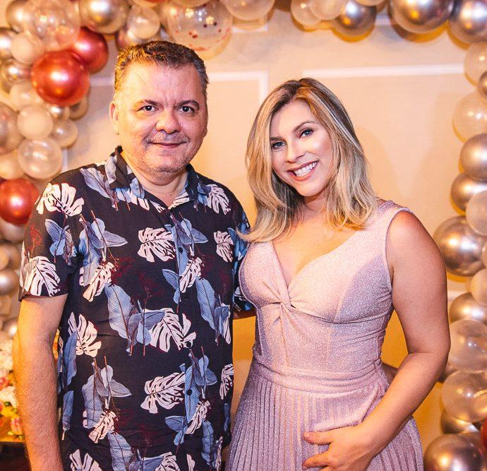Omar De Albuquerque E Genice Brandao