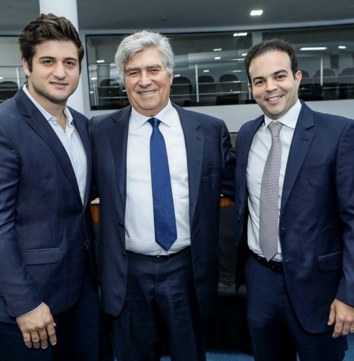 Omar E Amarilio Macedo, Drausio Barros Leal