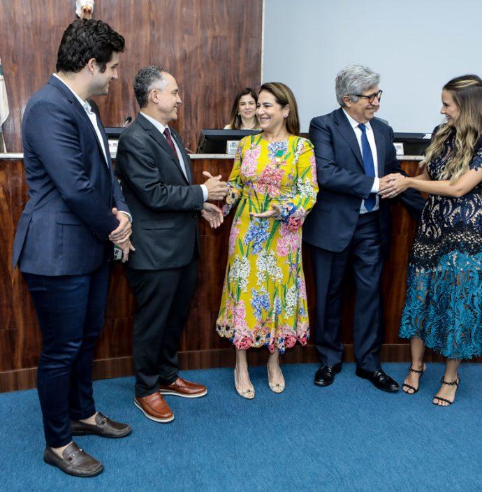 Omar Macedo, Evaldo Lima, Patricia, Amarilio E Fernanda Macedo
