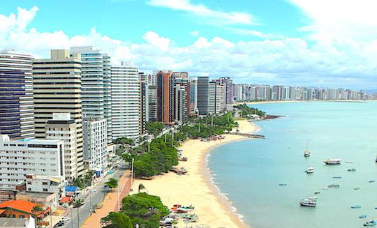 Ceará deve receber 1,2 milhão de turistas durante a alta estação