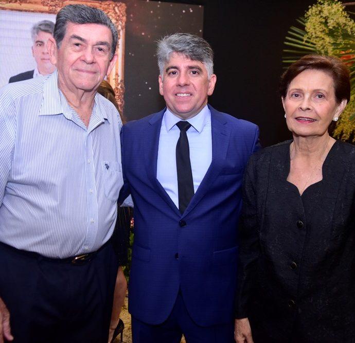 Orlando Siqueira, Wellington Holanda, Francisca Maria Siqueira