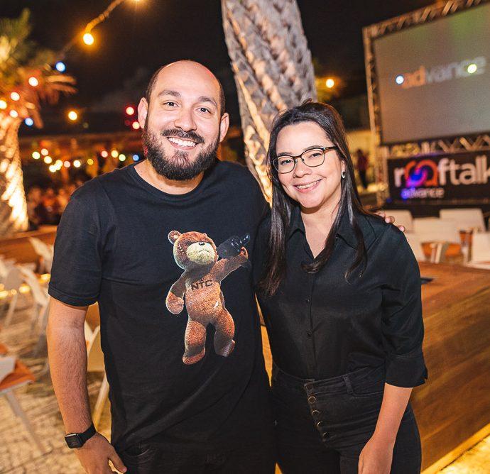 Oscar Filho E Juliana Rocha