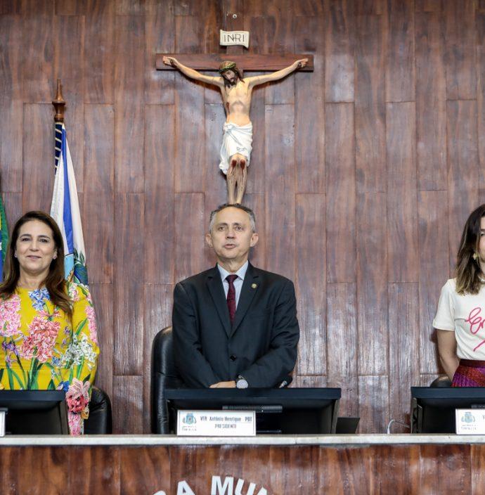 Patricia Macedo, Evaldo Lima E Carol Bezerra