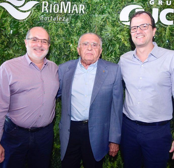 Patrick Garcia João Carlos Paes De Mendonça, Gian Franco