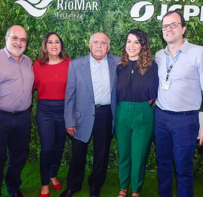 Patrick Garcia, Regina Carvalho, João Carlos Paes Mendonça, Gian Franco