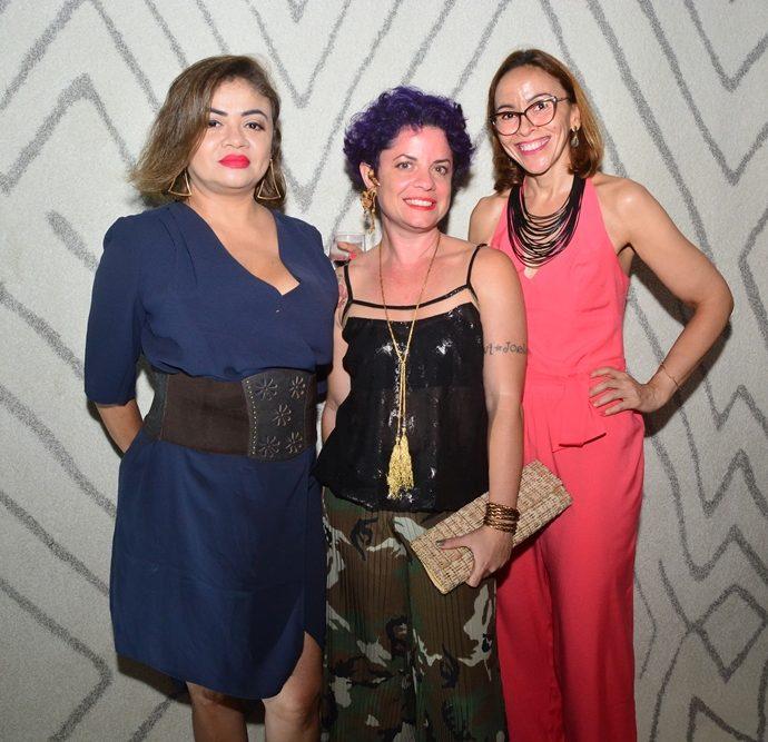 Paula Picanço, Fernanda Lima Verde E Cristiane Siqueira