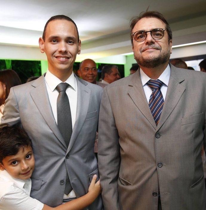 Pedro Arthur, Pedro Rocha E Jose Leite Juca