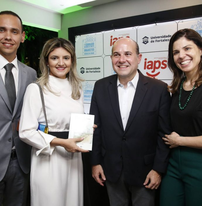 Pedro E Ticiana Rocha, Roberto Claudio E Carol Bezerra