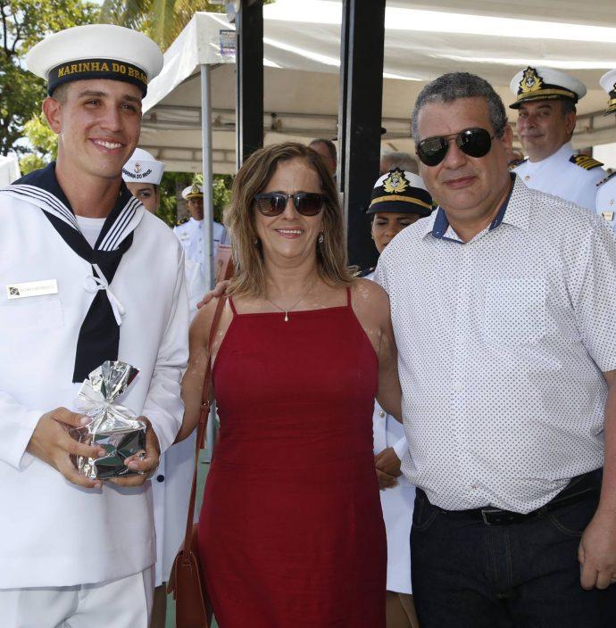 Pedro Henrique E Seus Pais