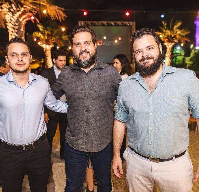 Pedro Melo. Gustavo Peixoto E Felipe Romcy