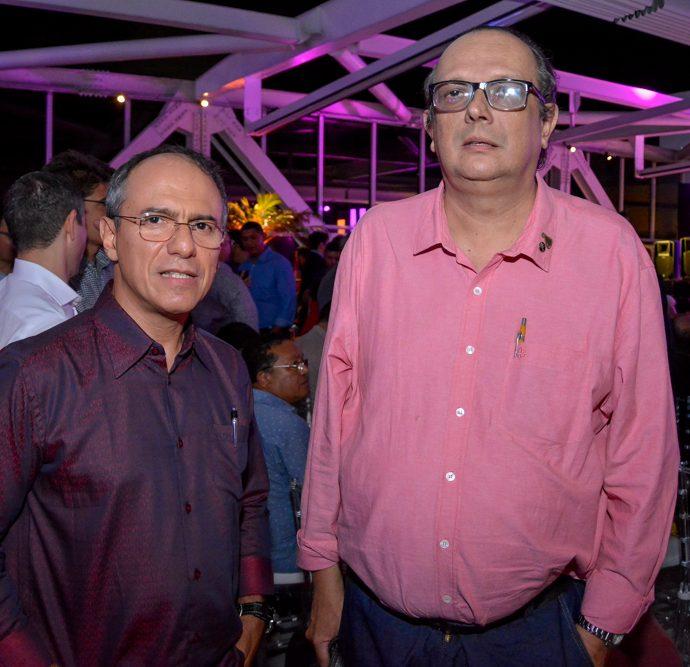 Pedro Rabelo E Raul Girão