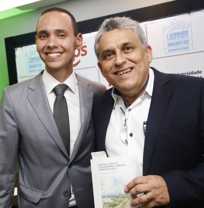 Pedro Rocha E Jurandir Gurgel
