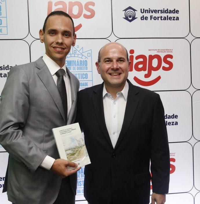 Pedro Rocha E Roberto Claudio