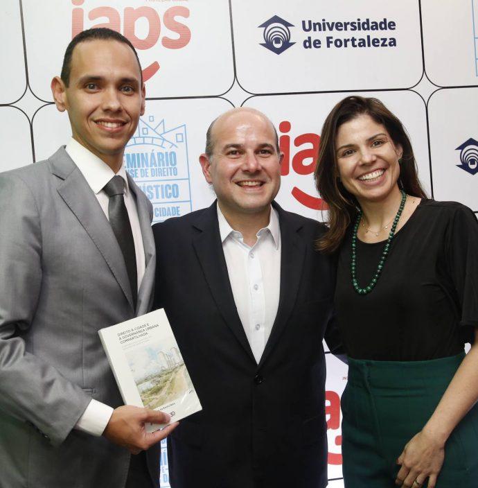 Pedro Rocha, Roberto Claudio E Carol Bezerra 1