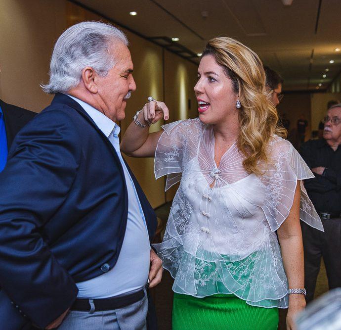 Pio Rodrigues E Ticiana Rolim Queiroz