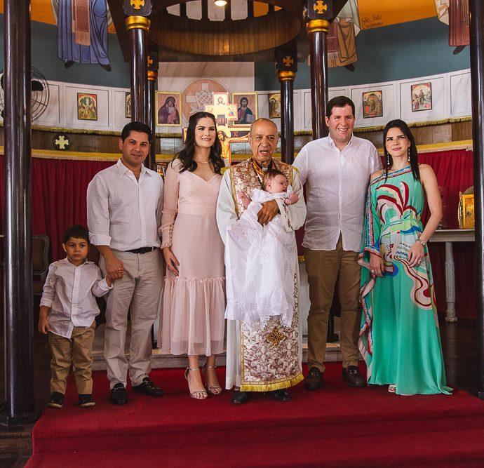 Pompeuzinho Vasconcelos, Pompeu Vasconcelos, Camile Carneiro, Padre, Celine Carneiro, Rodrigo Carneiro E Marilia Vasconcelos
