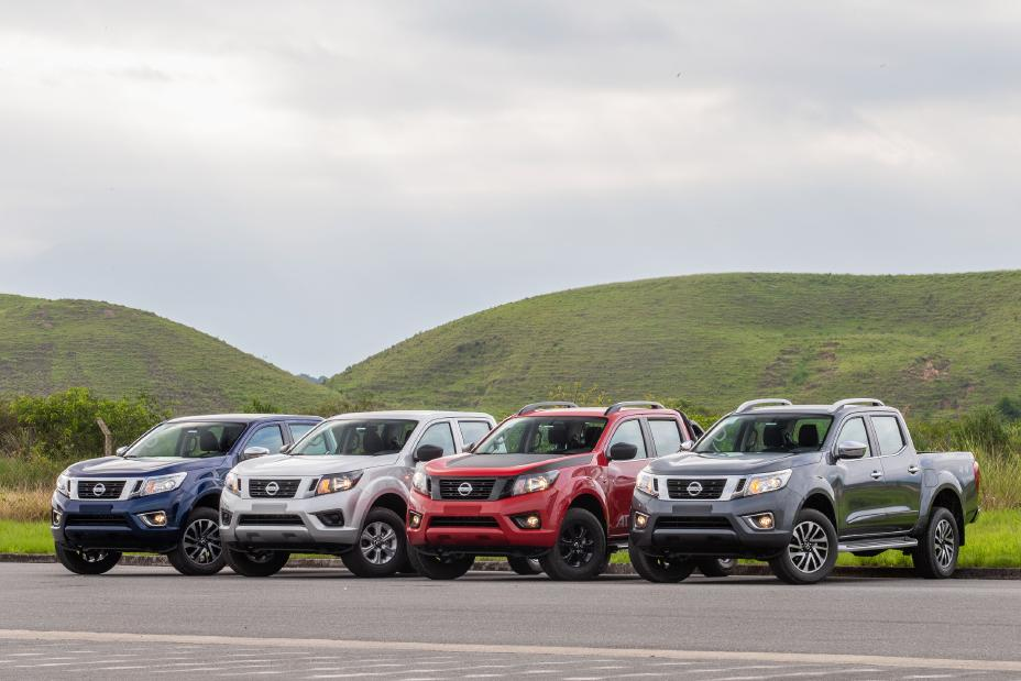 Linha 2020 da Nissan Frontier chega às autorizadas