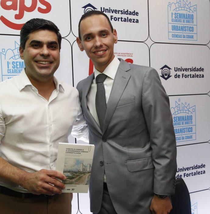 Queiroz Filho E Pedro Rocha