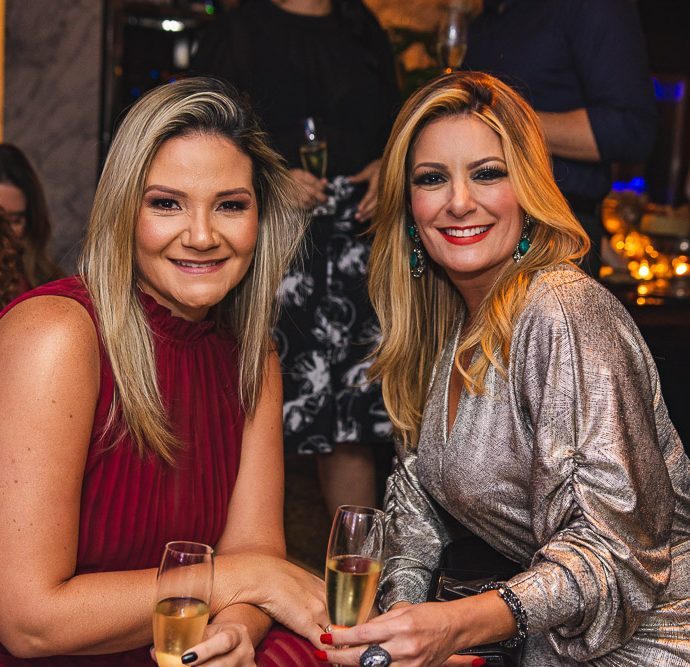 Rachel Fortes E Tatiana Luna