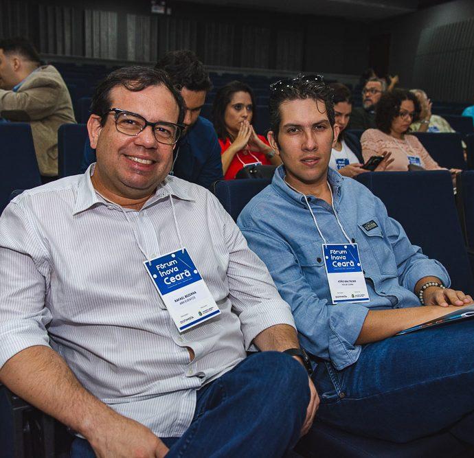 Rafael Bezerra E Joao Baltazar