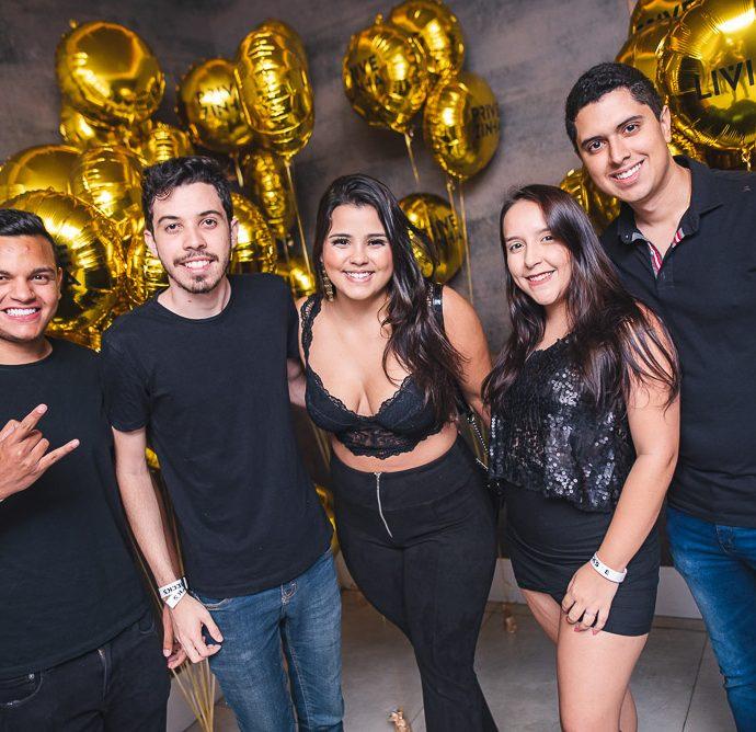 Rafael Costa, Lucas, Mariana Cardoso, Vitoria Ferreira E Bruno Dias