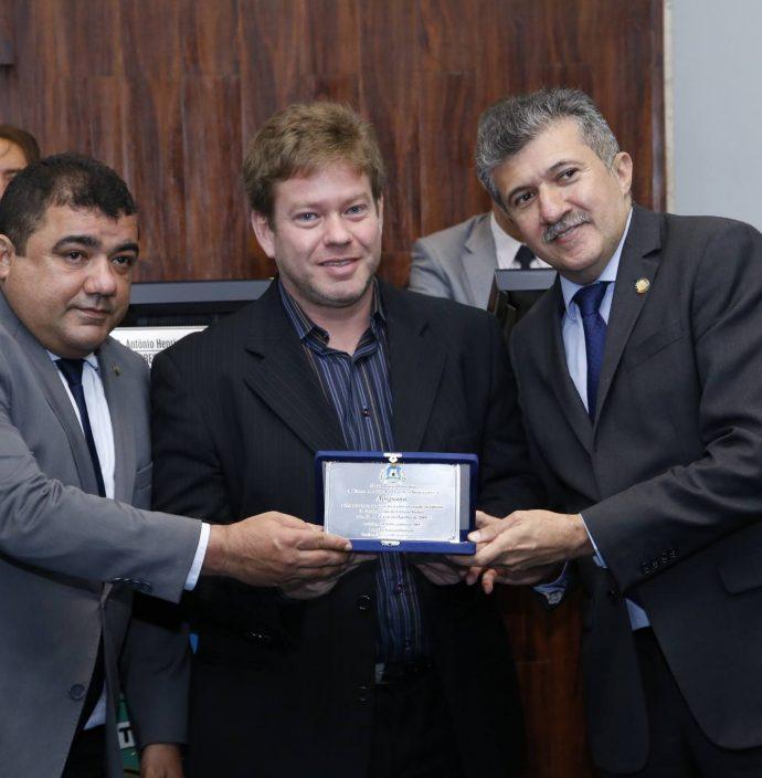 Raimundo Filho, Daniel Wanderley E Antonio Henrique