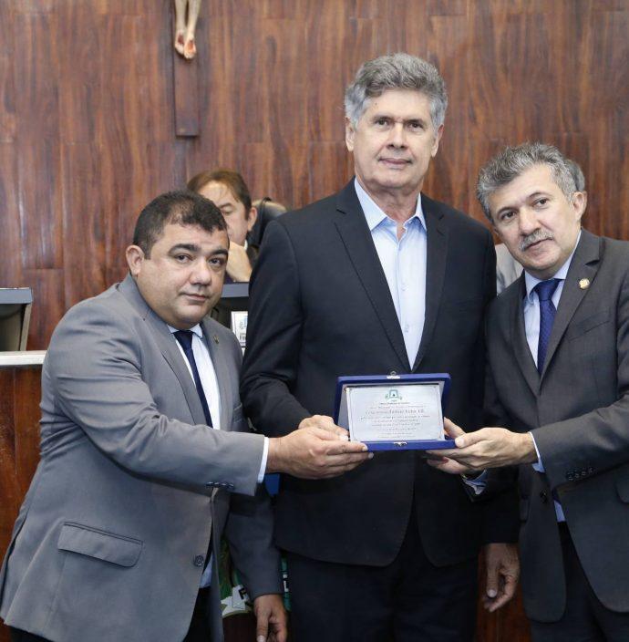 Raimundo Filho, Milton Veras E Antonio Henrique