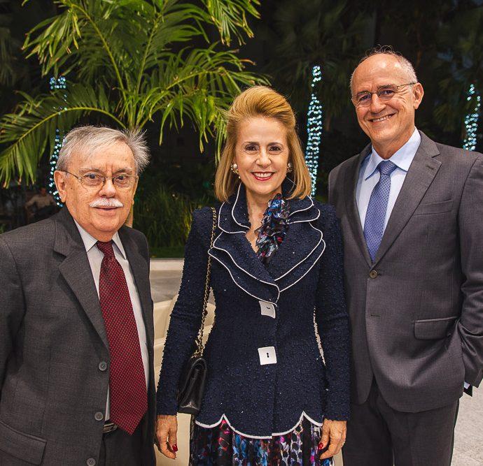 Raimundo Padilha, Tereza Ximenes E Rui Castelo Branco