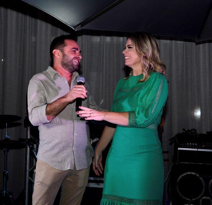 Ramiro Mendes E Liliane Meira
