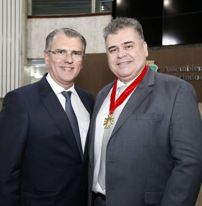 Randal Pompeu E Joao Marcos Gomide