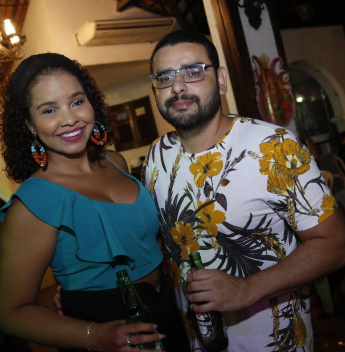 Raphaele Gomes E Samuel Cardoso