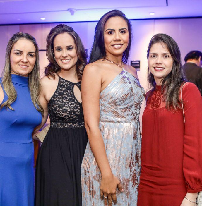 Raquel Vasconcelos, Talita, Ana E Iris Leite