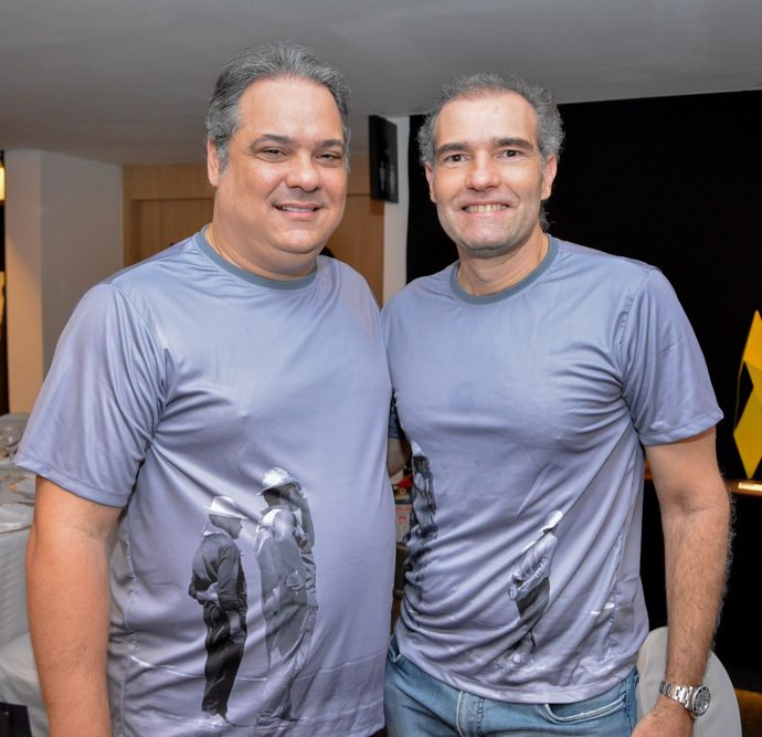 Raul Fontenele E Eduardo Figueiredo