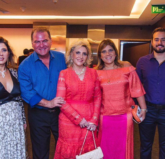 Regina Dias Branco, Jorio Da Escossia, Graca Da Escossia, Gisela Vieira E Oswaldo Studart