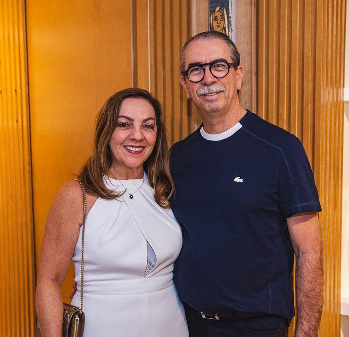 Regina Vieira E Eugenio Vieira